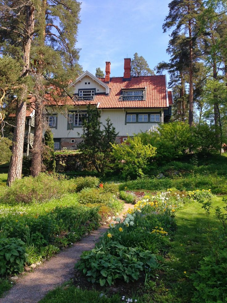 Ainola: The home of Jean Sibelius