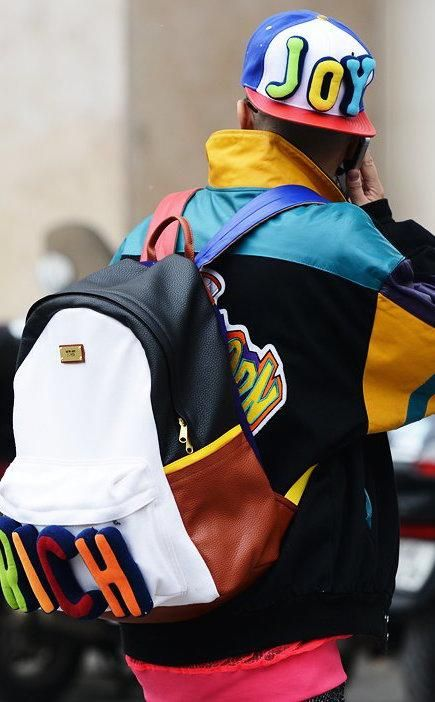 Slinging a backpack over your shoulder is no longer an action reserved for the first day of school