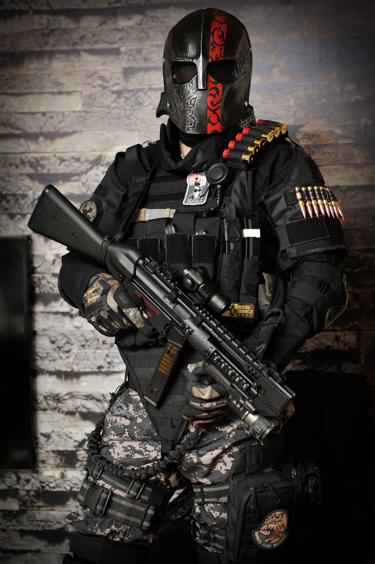 It's for airsoft, but it's cool concept non the less ...