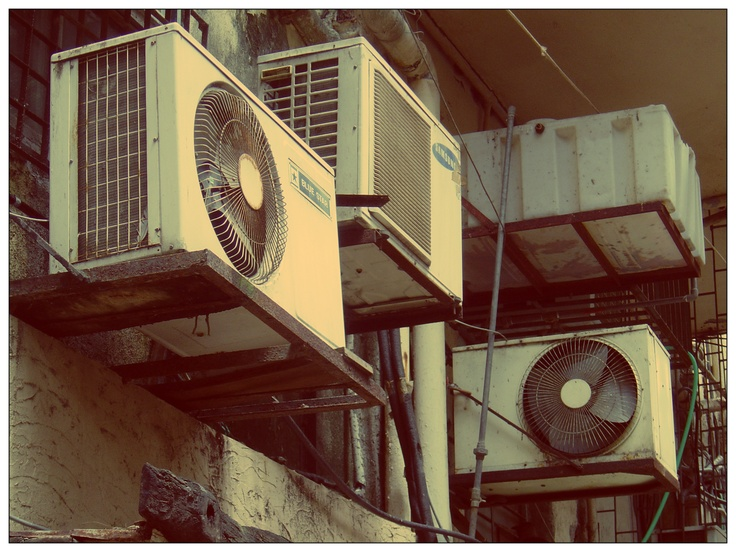 Worlock Air Conditioning Building maintenance
