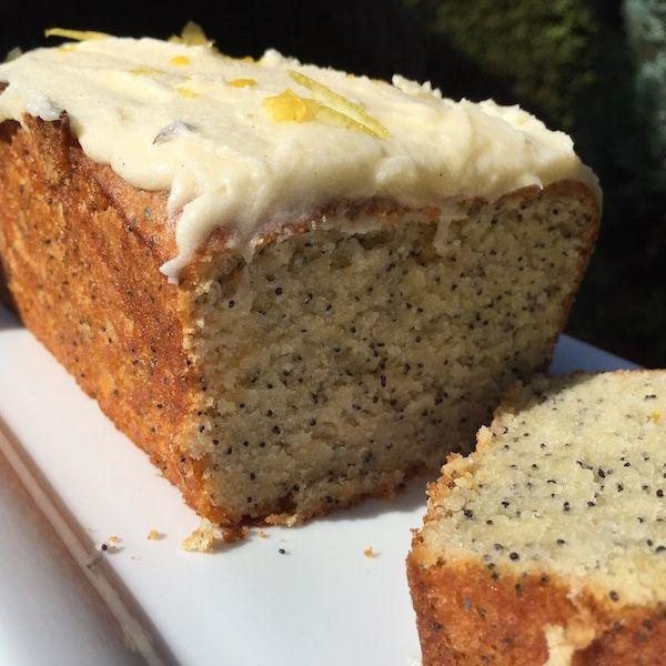 Lemon Poppy Cake oder einfach Zitronen-Mohn-Kuchen