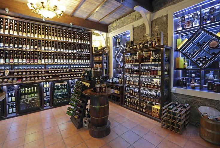 Магазины и павильоны от «Artinterior»