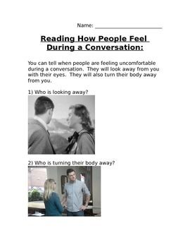 how to detect body language