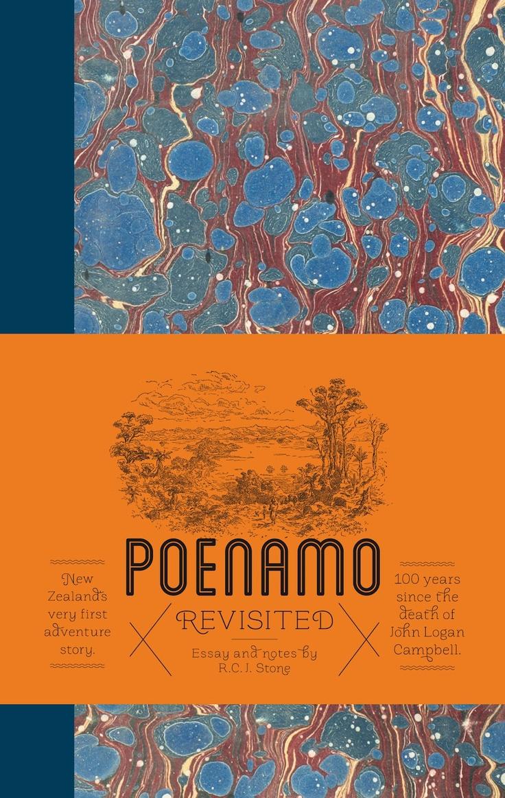 Poenamo Revisited – design by Fiona Lascelles
