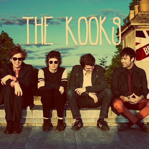 A pretty picture of the Kooks