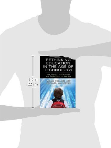 Rethinking Education in the Age of Technology: The Digital Revolution and Schooling in America (Tech