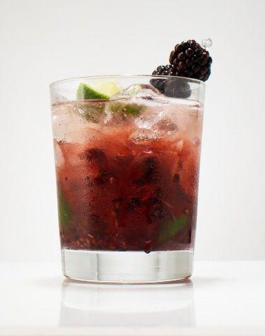 blackberry caipirinha caipirinha cachaca cachaca lime sparkling rosè ...