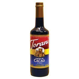 Torani Creme De Cacao Syrup 750 mL *** Click on the image for additional details. Note: It's an affiliate link to Amazon.