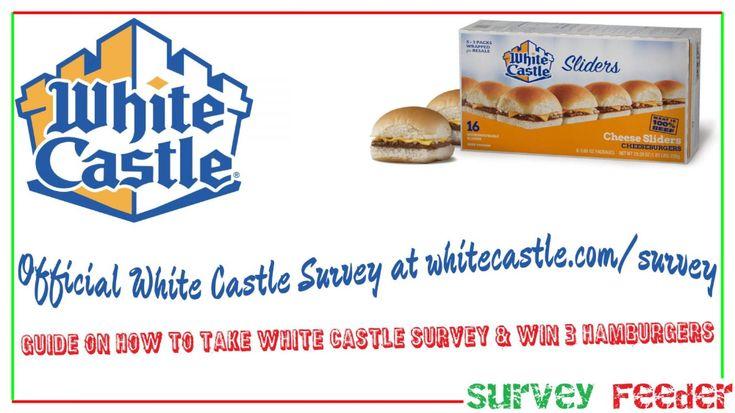 White castle survey survey 2020