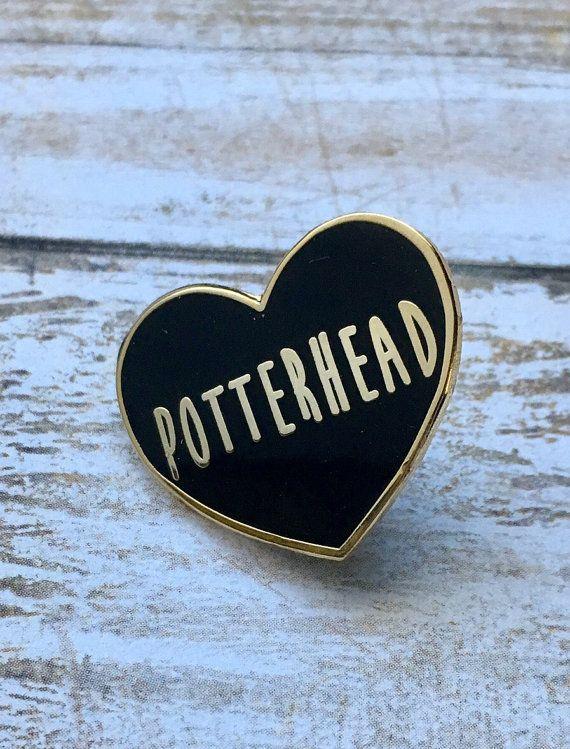 Potterhead pin, Harry Potter pin