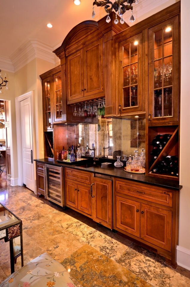 Cabinetry kitchens pinterest dream kitchens new for Classic home designs collierville tn