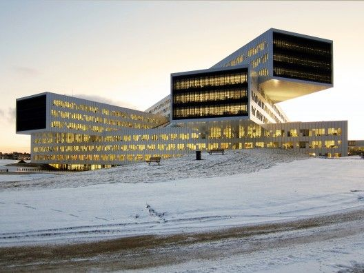 Statoil Regional and International Offices / a-lab (Norway)