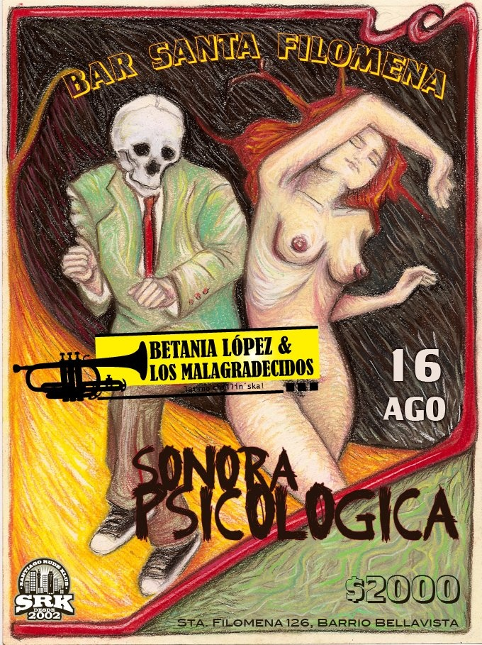 Sonora Psicologica Agosto 2012