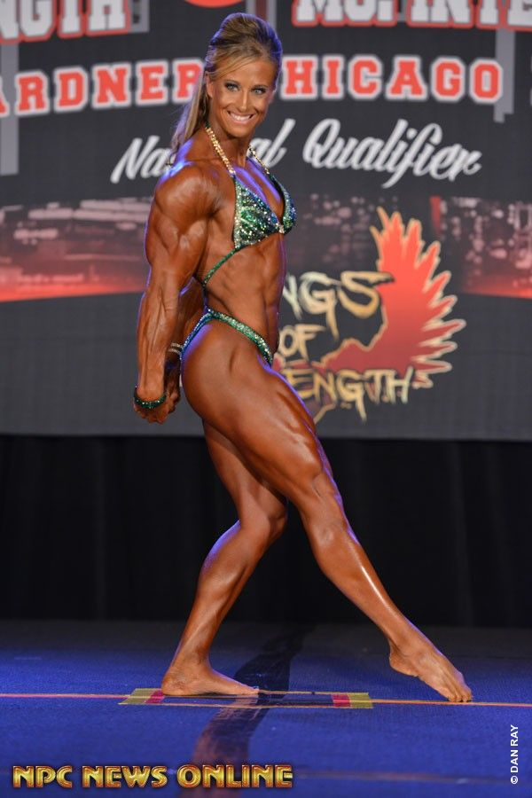 Allison Schmohl – 2017 Wings of Strength Chicago Pro