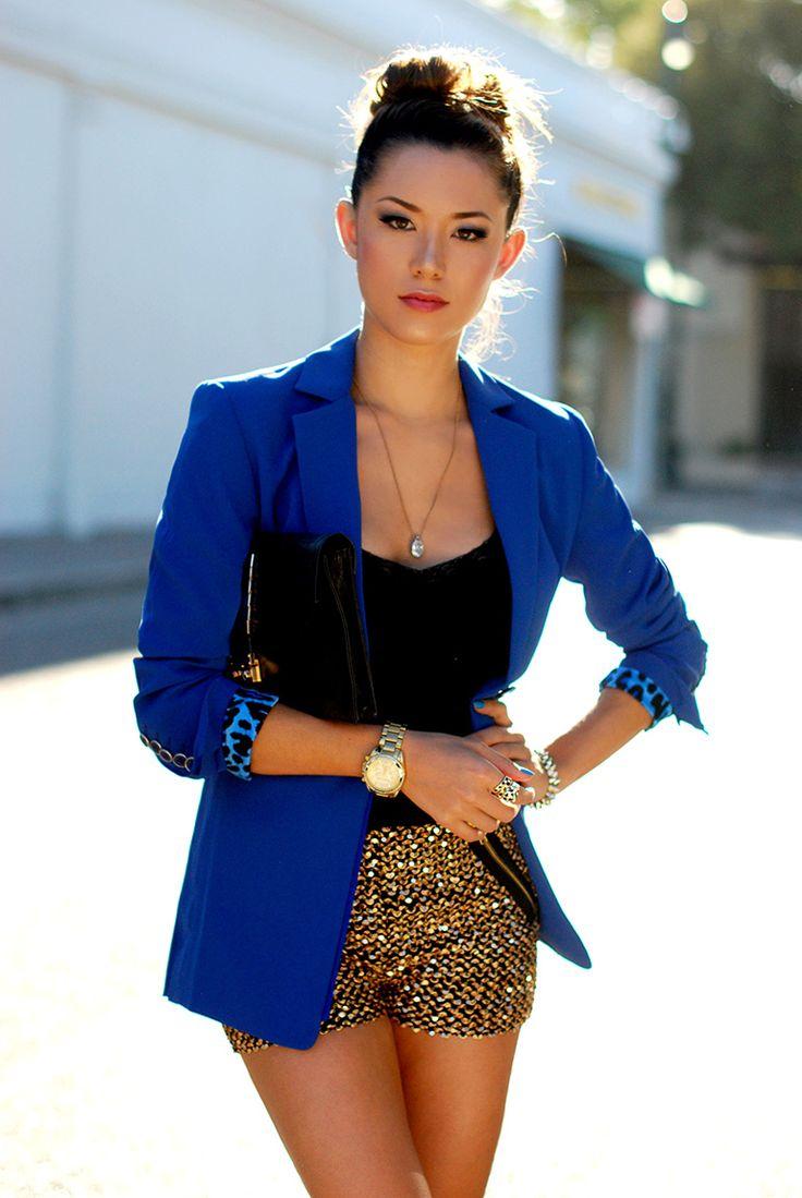 Spiegel Cynthia Blazer as worn by @Jess Pearl Pearl Pearl  #SpiegelStyle | Shop now: https://www.spiegel.com/cynthia-blazer-45627.html