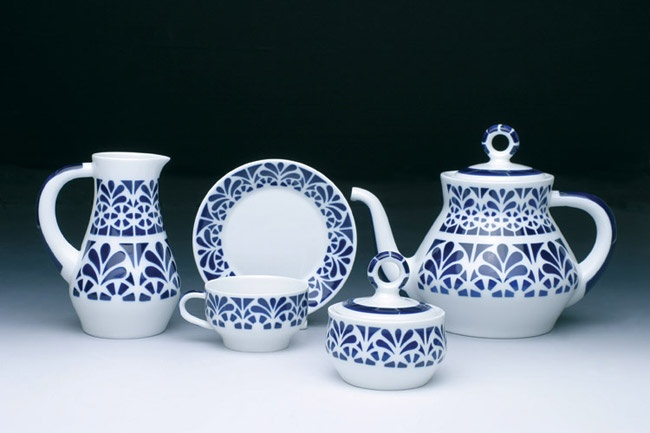 More ceramics from Sargadelos, Spain.
