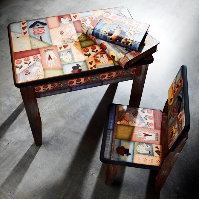 """made by my teacher at """"SIFA Decoupage"""""""