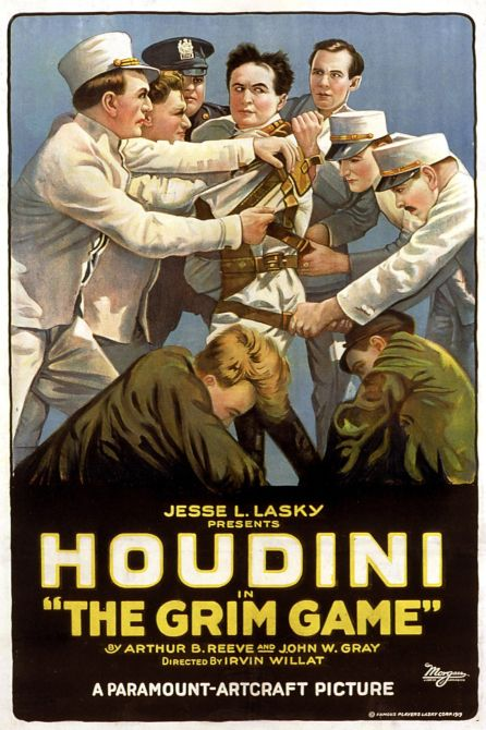 The Long-Lost Houdini Movie Escapes Extinction