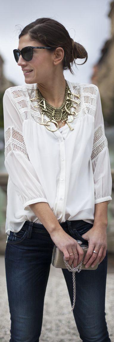 Tengo La #Camisa #Blanca