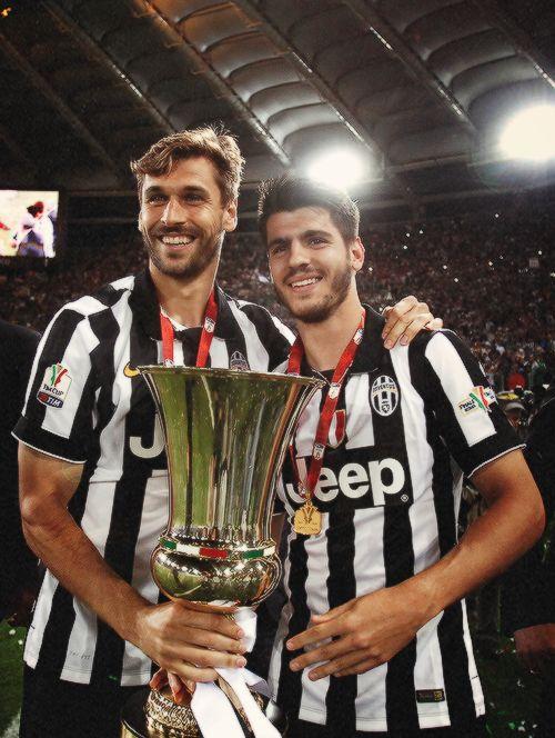 #Fernando Llorente#Alvaro Morata#Juventus