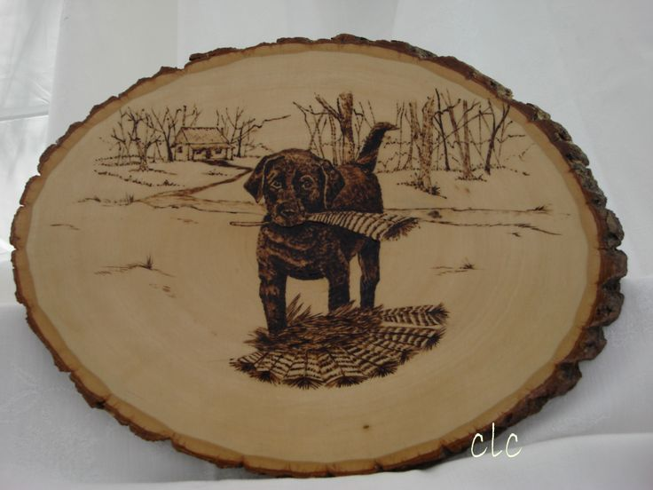 First Turkey Wood Burning The Creative Tick Wood