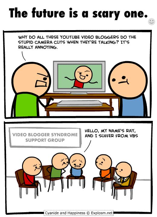 Video Bloggers Syndrome