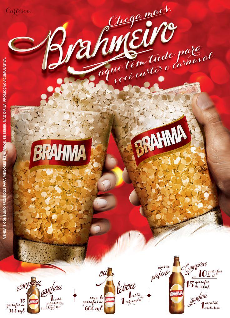 Brahma on Behance