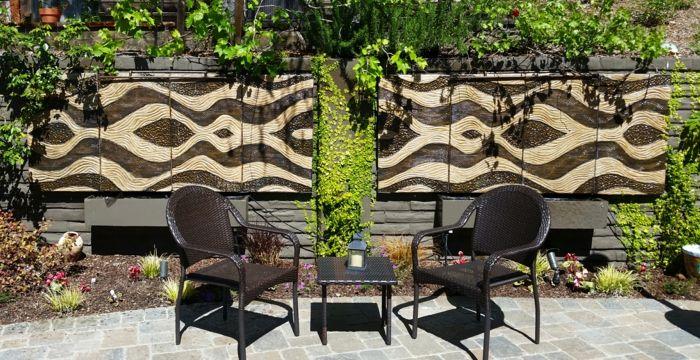 ▷ 1001 + Idées pour habiller un mur extérieur + murs ...