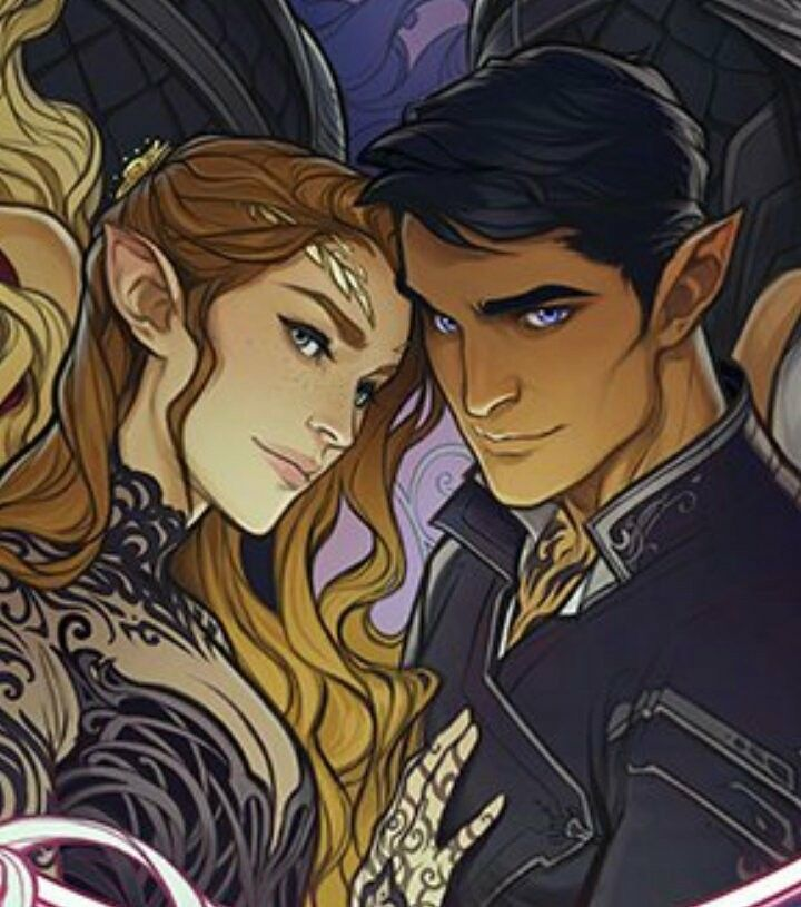 Feyre And Rhysand Feyre And Rhysand A Court Of Mist And Fury