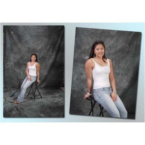 DMKFoto Photographic Studio Muslin Background / Backdrop 6x9 ft W102