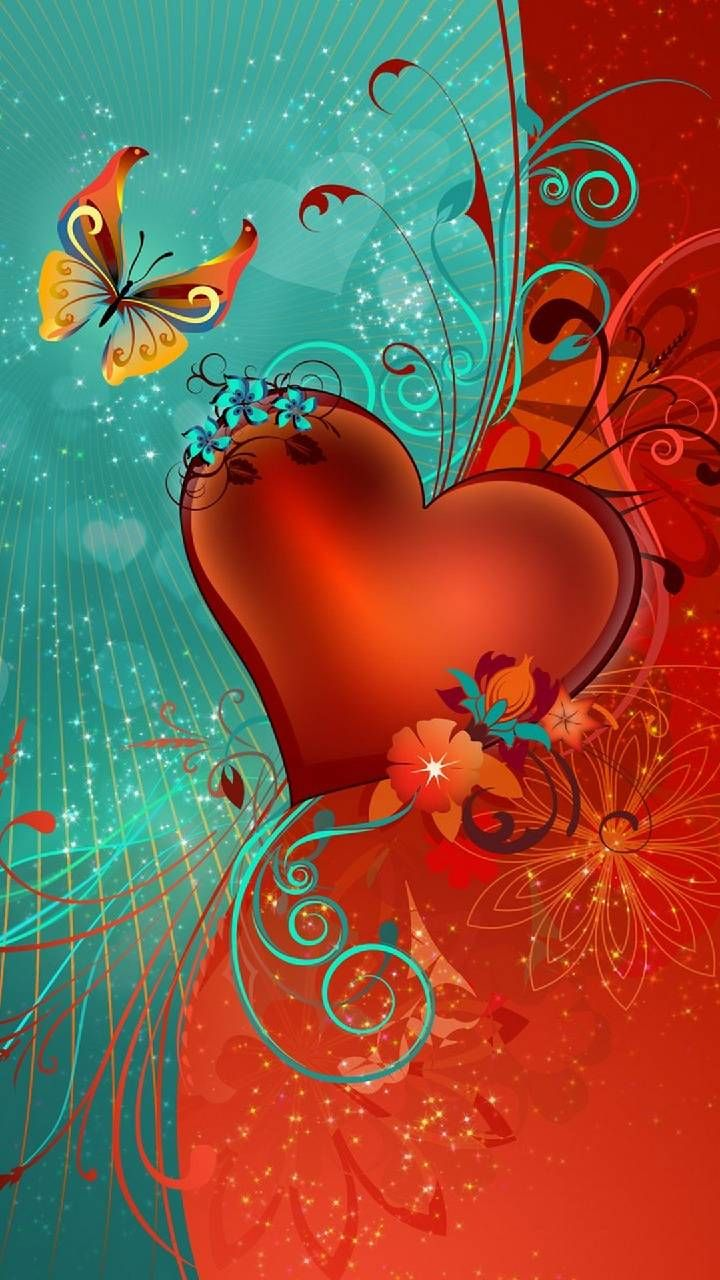 Download Love Wallpaper By Hende09 Dd Free On Zedge Now Browse Millions Of Popular Love Wallpapers And Ringtones Heart Wallpaper Heart Art Love Wallpaper