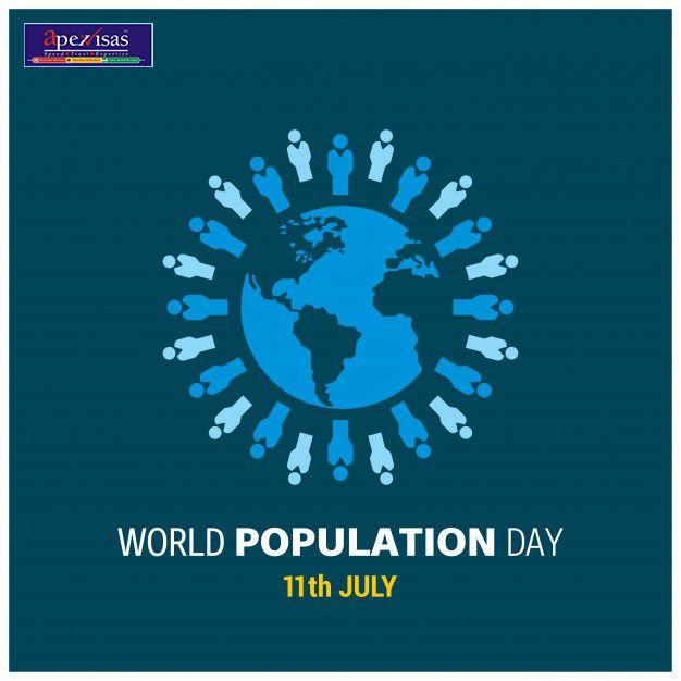 #worldpopulationday