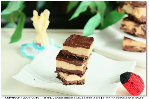 ... Recipes . Taste Of Home: Chocolate Cream Cheese Peanut Butter Bars