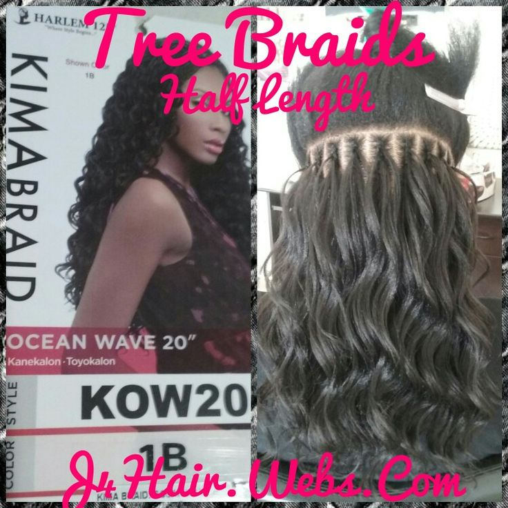 Cornrow Tree Braids Hairbydeanna J4hairstudio Hair By