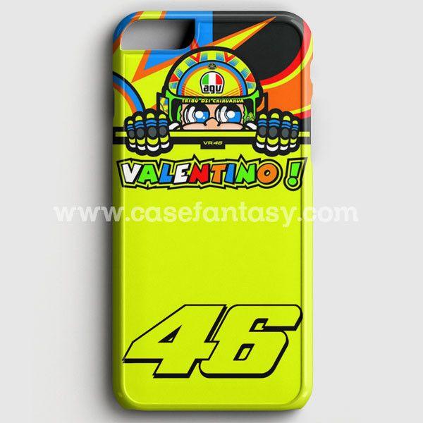 Valentino Rossi Vr46 Forty Six Motogp Team iPhone 6 Plus/6S Plus Case | casefantasy