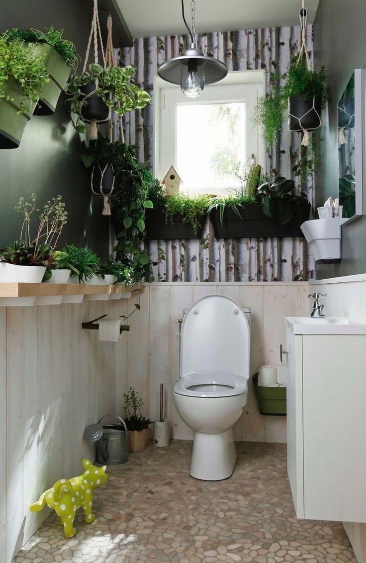 45 best Décorer les WC images on Pinterest | Bathing, Bathroom ...
