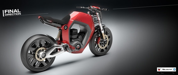 Hero Honda Bike by Christopher Duff, via Behance