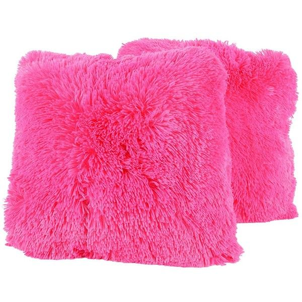 Amazon.com: Sweet Home Collection Plush Pillow Faux Fur Soft And Comfy.