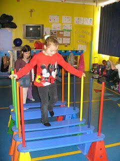 Ecole maternelle Saint Joseph: Parcours en GS