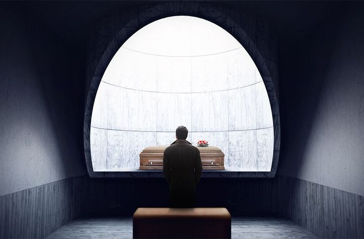 Abschlussarbeit: Krematorium Westfriedhof Köln, Hajdin Dragusha, Bergische Universität Wuppertal - Campus Masters   BauNetz.de