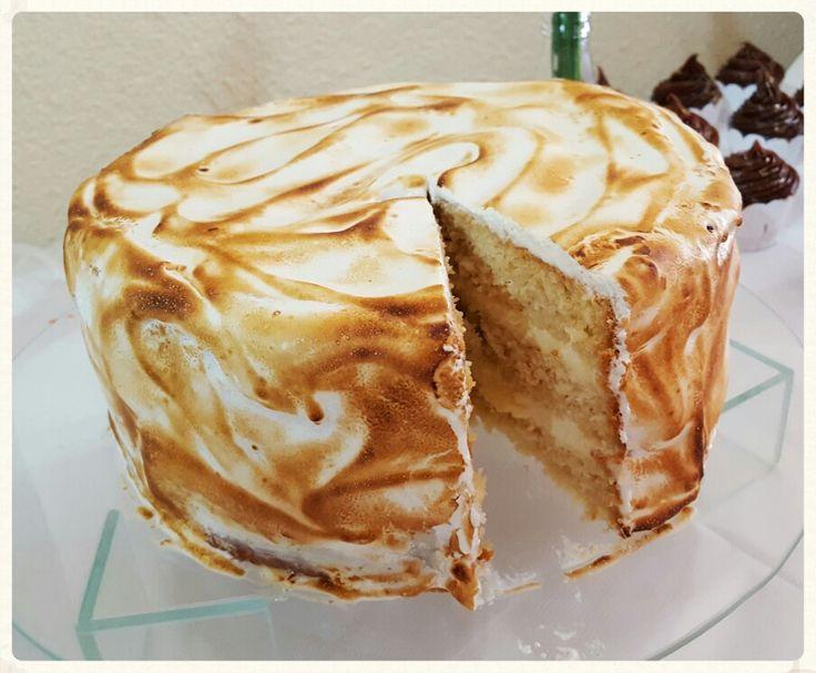 Lemon pie cake - Petit Petit by Renata Fantini