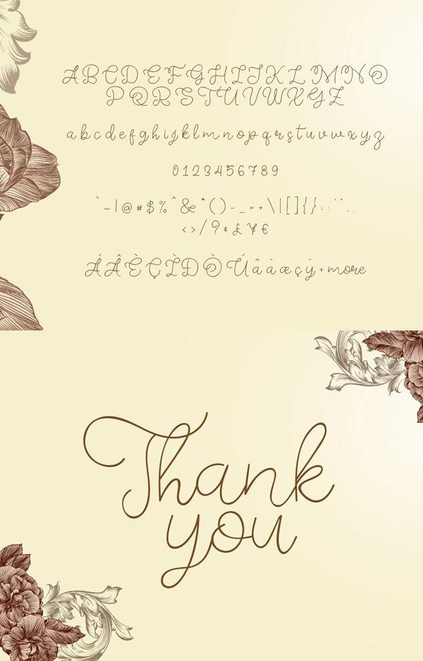 Memory of 2018 Font Letters  fonts, font ideas, font