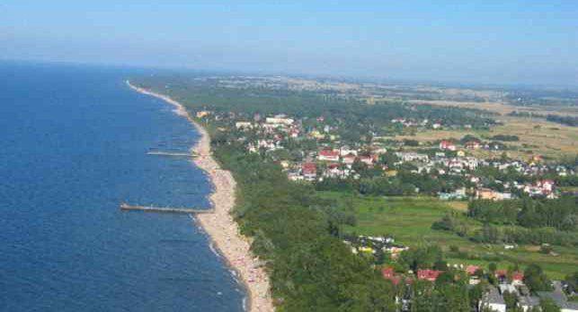 Jahreswechsel an der polnischen Ostsee - 5 Nächte ab 289.-