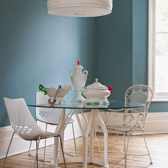 Stone Blue by Farrow & Ball - Plus Deco - Interior Design Blog
