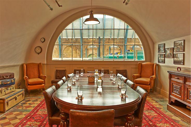 The Parcel Yard - Boardroom Event Rooms in Kings Cross
