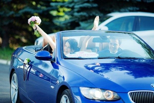 декор автомобиля #wedding #summer #apple