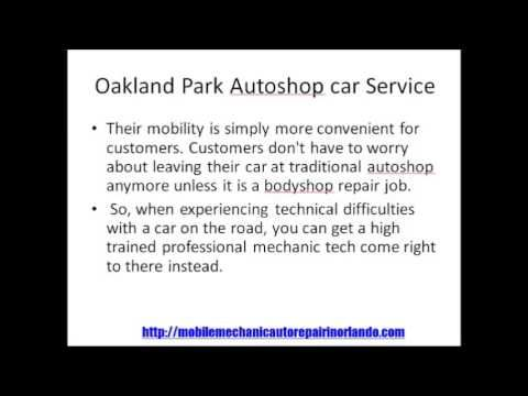 Mobile Mechanic Oakland Park FL auto car repair service shop review that comes to you call 407-901-2069 or visit us at http://mobilemechanicautorepairinorlando.com/car-service-oakland-park-florida-shop-on-wheels/