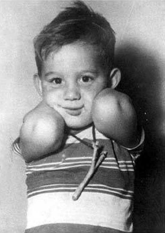 famosos quando criancas2 34 40 Fotografias Históricas de Famosos em Crianças