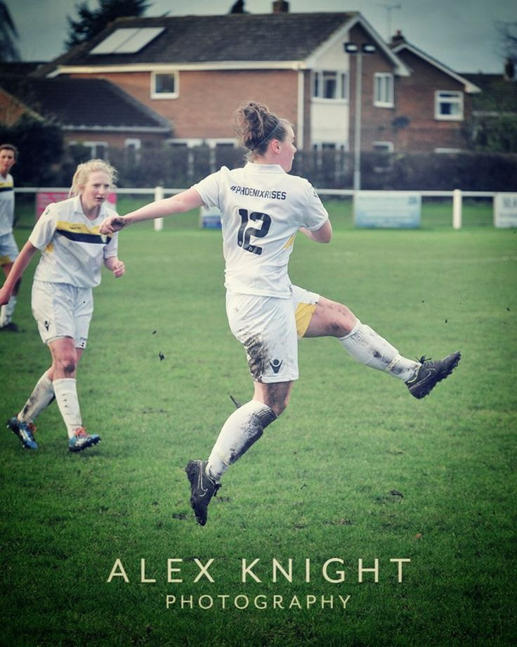 "Leeds Ladies Win Seventh In a Row - ""Those Stats Are Made From Hard Work"" // Emily Starkie by Alex Knight"