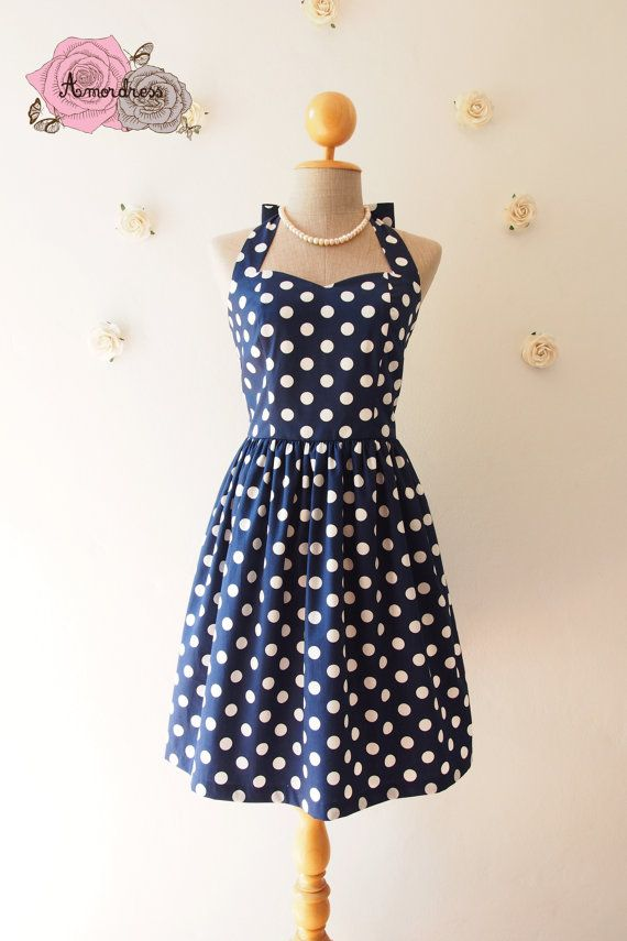 One of the dresses dor missmatched in navy. https://www.etsy.com/listing/212506923/navy-party-dress-swing-dress-vintage